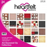 Heartfelt Creations – HCP1-260 All Glammed Up Paper Collection – out of stock