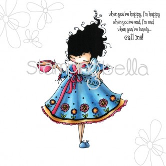Stamping Bella – LL126 Lulu's Morning Fix