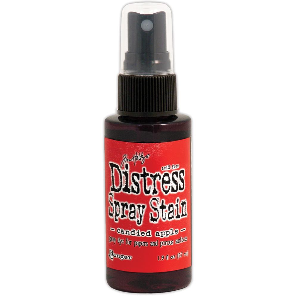 Distress Ink – Candied Apple – Spray Stain