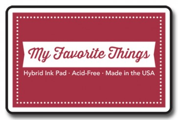 My Favorite Things – Hybrid Ink Pad – Cranberry Cocktail
