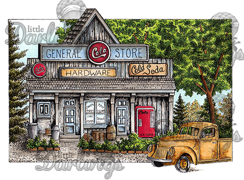 Dove Art Studio – General Store 102