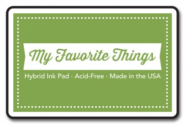 My Favorite Things – Hybrid Ink Pad – Gumdrop Green