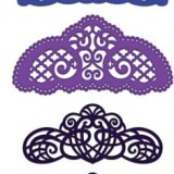 Heartfelt Creations – HCD1780 Ornate Borders and Pockets – temp out of stock