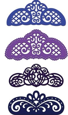 Heartfelt Creations – HCD1780 Ornate Borders and Pockets – out of stock