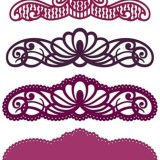 Heartfelt Creations – HCD1779 Regal Borders and Pockets – temp. out of stock