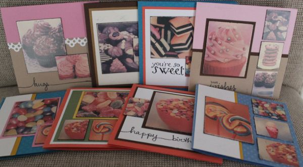 In Case of Emergency Card Kit – Sweet Treats