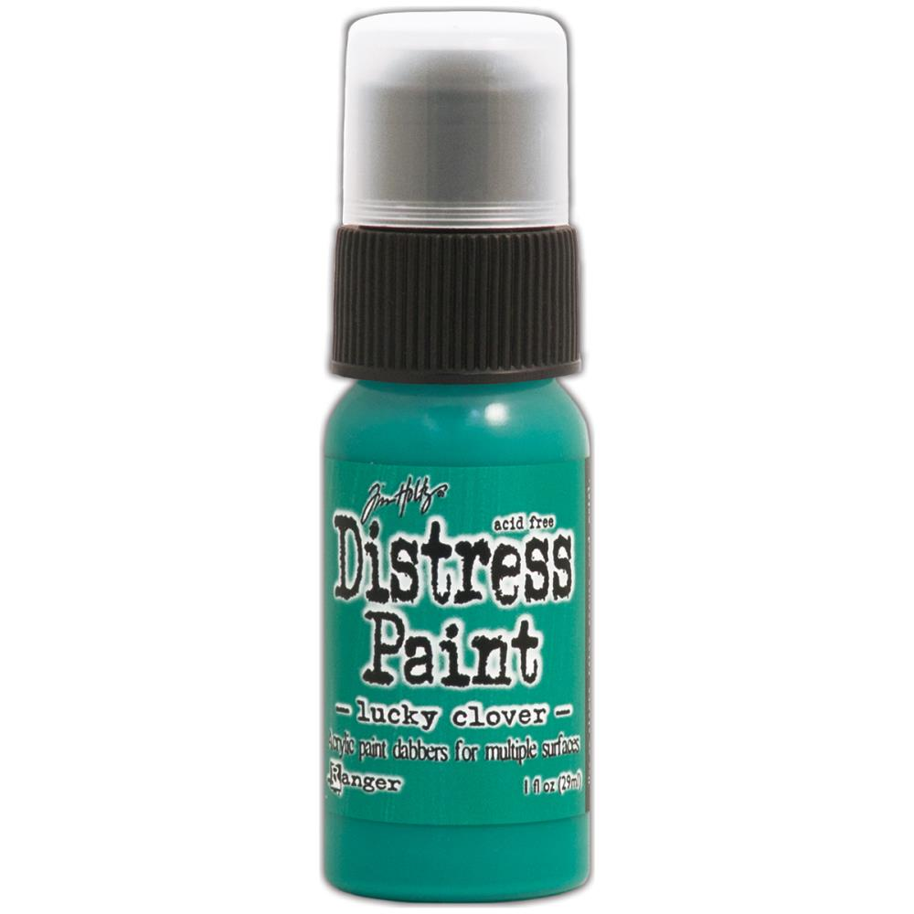 Distress Ink – Lucky Clover – Paint