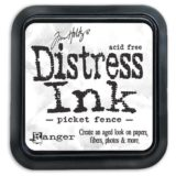 Distress Ink Pad – Picket Fence