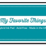My Favorite Things – Hybrid Ink Pad – Tropical Teal – sold out