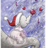 Wild Rose Studio – CL256 First Christmas