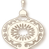 Wild Rose Studio Die – SD057 Beautiful Bauble