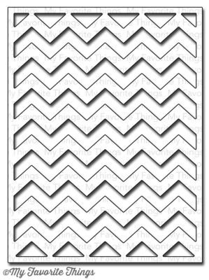 My Favorite Things – Dienamics Chevron Cover up..