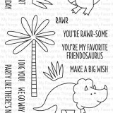 My Favorite Things – CS132 You're Rawr-some..