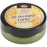 3D Stamp Paint – Grass Green