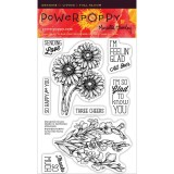 Power Poppy PAUG1405 Dynamic Duos: Glads & Gerberas – out of stock