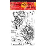 Power Poppy PJUN1404 Dynamic Duos: Peonies and Tulips – out of stock