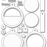 My Favorite Things Dienamics – Tag Builder Blueprints 6.. -T0998