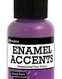 Enamel Accents – Grape Soda