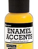 Enamel Accents – Lemon Twist