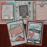 MC&S Card Kit – Ooh La La – Kit 1 – 1 kit left.