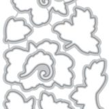 Altenew – Peony Scrolls die set.. – out of stock
