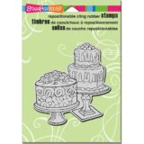 CRW181 Stampendous – Dessert Display