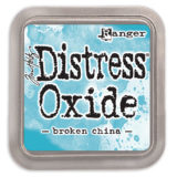 Distress Oxide Ink Pad – Broken China