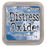 Distress Oxide Ink Pad – Faded Jeans