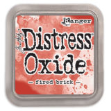 Distress Oxide Ink Pad – Fired Brick