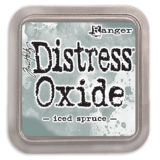 Distress Oxide Ink Pad – Iced Spruce