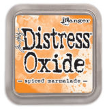 Distress Oxide Ink Pad – Spiced Marmalade