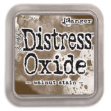 Distress Oxide Ink Pad – Walnut Stain