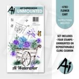 Art Impressions – 4703 Flower Cart – out of stock