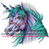 DoveArt Studio – JD1051 Unicorn – out of stock