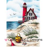 DoveArt Studio – JD1061 Beach Scene.. – out of stock