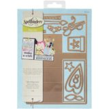 Spellbinders S7-203 Gift of Happiness – Card Creator Step Card..