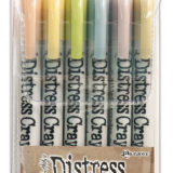 Distress Crayon – Set # 8 – out of stock, will order for you if needed.