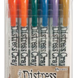 Distress Crayon – Set # 9 – out of stock, will order for you if needed.