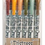 Distress Crayon – Set # 10- out of stock, will order for you if needed.