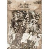 Idea-ology TH93555 Paper Dolls Die-cuts 107/pkg – Vintage Black and White- out of stock