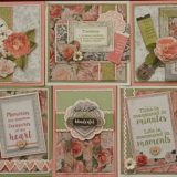 MC&S Card Kit – Cottage Rose – Kit 2