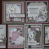 MC&S Card Kit – Mademoiselle – Kit 1- sold out