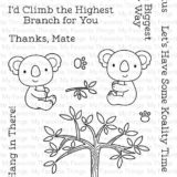 My Favorite Things – Cuddly Koalas stamp set..
