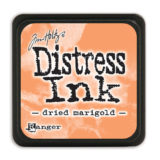 Distressed Mini Ink Pad – Dried Marigold