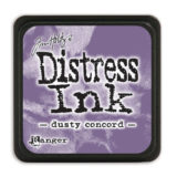 Distress Mini Ink Pad – Dusty Concord
