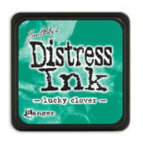 Distressed Mini Ink Pad – Lucky Clover