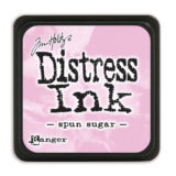 Distressed Mini Ink Pad – Spun Sugar – out of stock