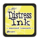 Distressed Mini Ink Pad – Squeezed Lemonade