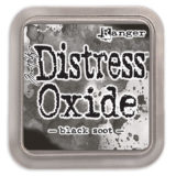 Distress Oxide – Black Soot – temp out of stock