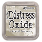 Distress Oxide – Frayed Burlap
